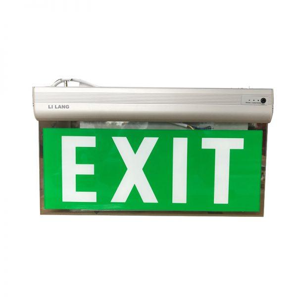 Đèn Exit, thoát hiểm Siemens XF-BLZD-2LREI 3WB