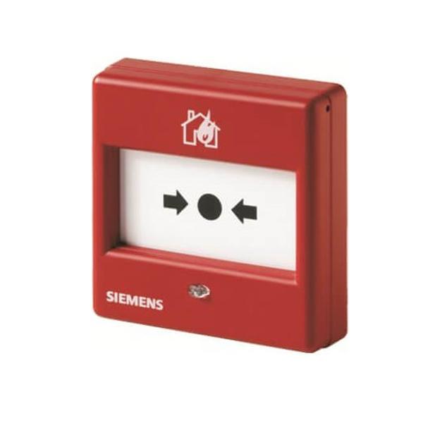 Nút nhấn khẩn báo cháy Siemens FDM1101A-RG