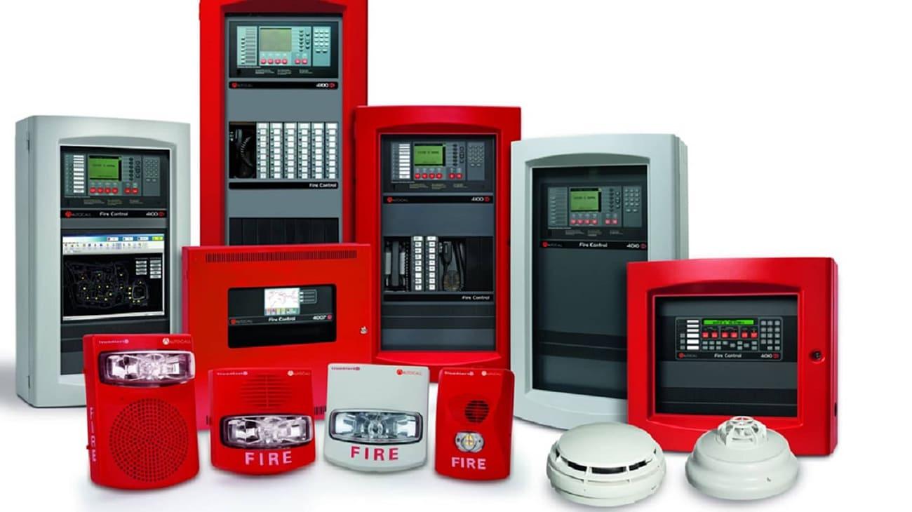Hệ thống báo cháy Siemens và nguyên lý hoạt động